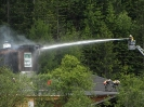06.06.2013 - Gebäudebrand Gewerbe/Industrie, Abfaltersbach